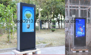 55inch Floor Standing LCD Outdoor Advertising Kiosk pictures & photos