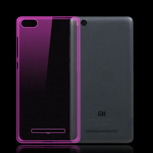 Ultra Thin Cell Phone Case Soft Flexible Clear Transparent TPU Cover Case for Xiaomi 4c pictures & photos