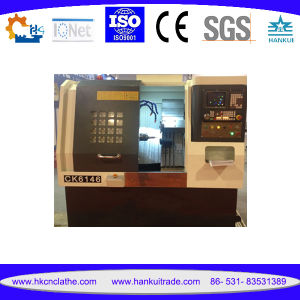 Inclined Guide Rail CNC Slant Bed Horizontal Lathe (Ck32L) pictures & photos