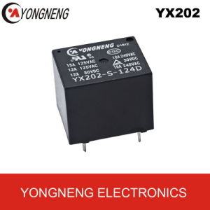 Power Relay - (YX202-D) - UL&TUV Approved