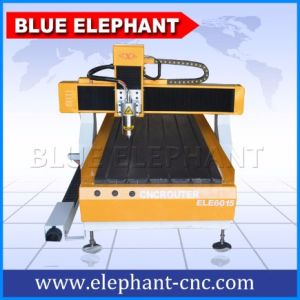 Ele-6090 Desktop Advertising CNC Router with Water Cooling Spindle pictures & photos