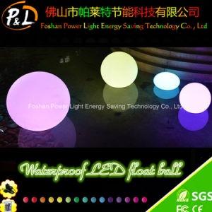 DMX Wireless Swimming Pool Waterproof Floating Round LED Ball pictures & photos