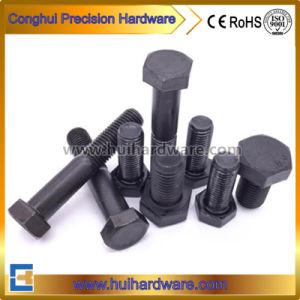 Carbon Steel Grade 8.8 Hex Bolt M16 M18 pictures & photos