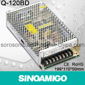 120W Qual Output Switching Power Supply (Q-120BD )