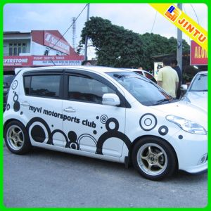 Customed Vinyl Decal Car Sticker for Decoration