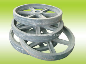Agricultural Casting Iron Wheel pictures & photos