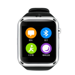 Gd19s Smart Watch Bluetooth Camera on Wirst for Android Ios Support Siam Card Fitness Tracker pictures & photos