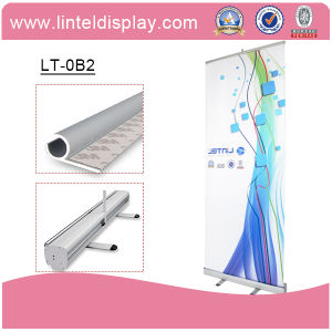 Flex Roll up Free Standing Banner Stand (LT-0B2) pictures & photos