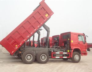 Sinotruk 6X4 20tons Trucks for Sale pictures & photos