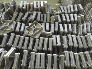 Weichai Auto Engine Parts Spare Aluminum Die Casting pictures & photos