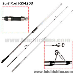 99% Carbon Surf Fishing Rod Igs4203 pictures & photos