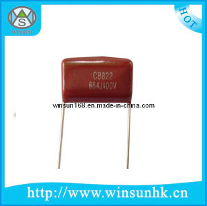 High Quality / RoHS Certification Cbb22 Polypropylene Metallized Film Capacitor