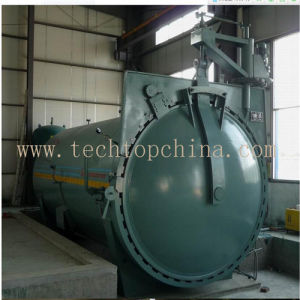 Safety Automatic Electric Opening AAC Autoclave for AAC Plant pictures & photos
