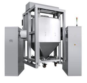 Hzd Series Hopper Mixer