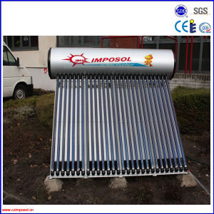 Non-Pressure Solar Hot Water Heater pictures & photos