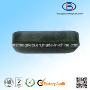 Customized Pot, Disc, Block, Bar Permanent Ceramic/Ferrite Magnet pictures & photos
