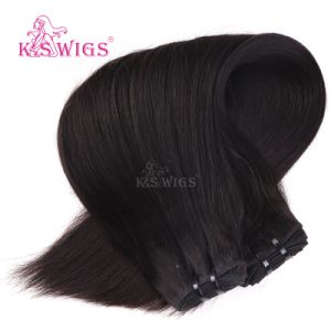 8A Grade Hair Weft Brazilian Virgin Remy Hair pictures & photos