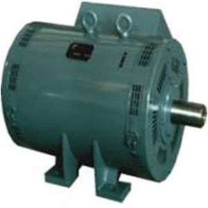 Exciter Motor for Diesel Locomotive