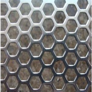 ISO Proved Perforated Metal Mesh pictures & photos