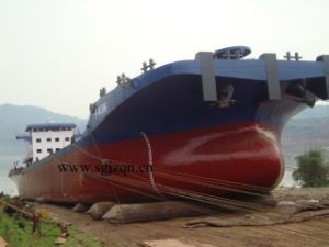 High Quality Marine Rubber Airbags for Heavy Ship Launching pictures & photos