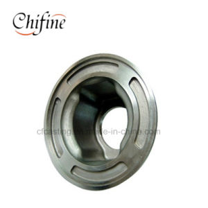 Die Casting Speaker Parts with Zinc/Nickel Plating pictures & photos