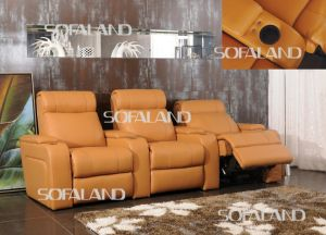 Home Theater Seating Furniture (823#) pictures & photos