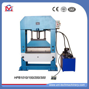 Hydraulic Bending Press Machine/Double Cylinder Hydraulic Press Machine (HPB-150) pictures & photos
