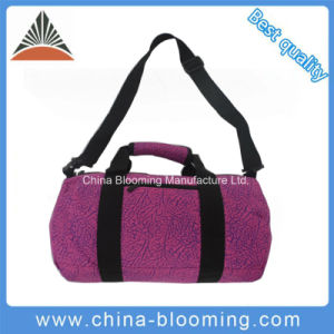 Lady Fashion Sports Travel Clothes Storage Duffel Bag pictures & photos