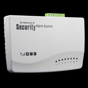 Home Security GSM Alarm System DIY Kit Intruder Alarm with PIR Motion Detector and Door Alarm pictures & photos