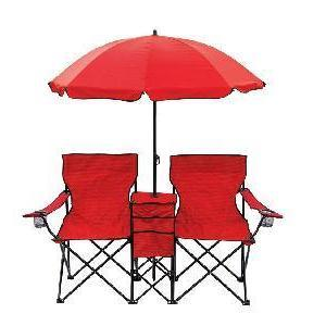 Beach Umbrella with Chair (BR-BU-116) pictures & photos