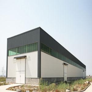 Wiskind Preab Steel Structure Workshop Steel Frame Building pictures & photos