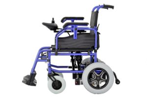 Cheapest Foldable Power Wheelchair pictures & photos