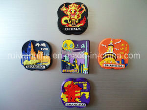 Custom 3D PVC Rubber Refrigerator Magnet pictures & photos