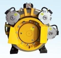 Elevator Gearless Traction Machine (HRCLS1600/1.0)