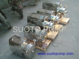 Stainless Steel Sanitary Pump (BOSP) pictures & photos