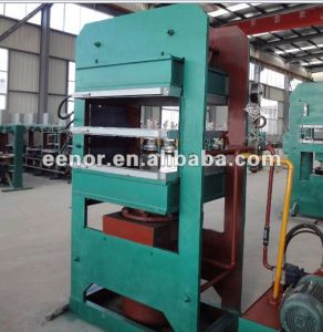 Rubber Vulcanizer Equipment/Rubber Curing Press pictures & photos