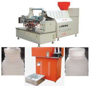 100ml Bottle Four Stations Blow Molding Machines