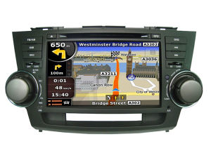 Car DVD Player for Toyota Highlander (FS-T602)