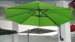 10ft Wall Mounted Garden Umbrella for Outdoor Umbrella