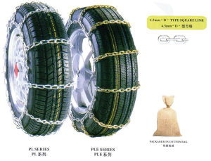 Pl, PLE Snow Chains
