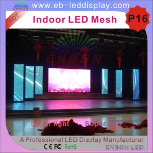 P16 Indoor LED Curtain Display for Stage Backdrop pictures & photos
