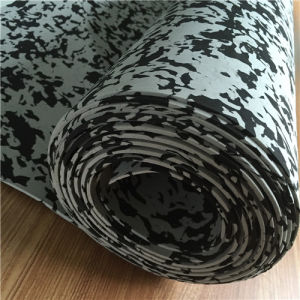 Black and Light Grey EVA Foam for Marine pictures & photos