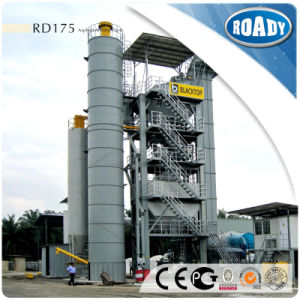 2015 High Performance Asphalt Plant