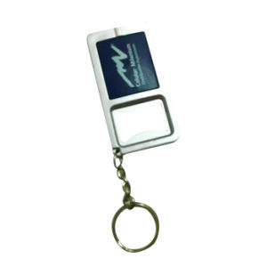 Cheaper Price LED Keychain Light with Bottle Opener pictures & photos