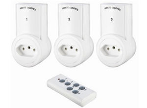 Swiss Remote Control Power Outlets, Switzerland Remote Control Receptacles pictures & photos