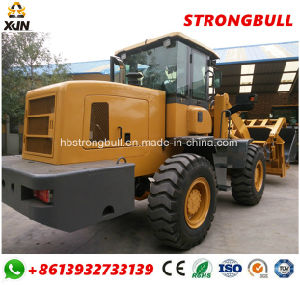3 Ton Chinese Manufacture Xiaojiangniu Front Wheel Loader with Ce Cheap Price Zl936 pictures & photos