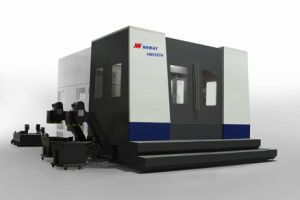 Horizontal CNC Machining Center (HM1257H) pictures & photos