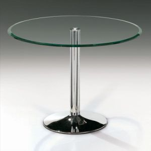 Clear Tempered Table Top Glass pictures & photos