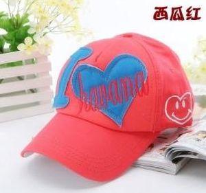 Baseball Cap With 3D Logo (HXL-30)