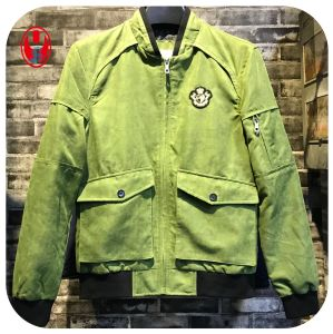 Fashion Camo Fabric Hot Seal Jacket for Mens pictures & photos